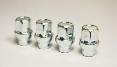 Conjunto De 4 Rueda Tuercas Para Alloy wheels M12 X 1.5 19mm...