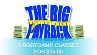 BOOTCAMP BACK TO SCHOOL SPECIAL!
