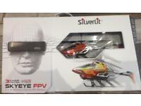 Skyeye video recording helicopter NEW SEALED