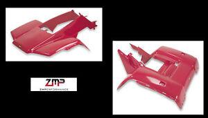 NEW HONDA TRX 250 85 - 87 FOURTRAX PLASTIC FRONT AND REAR FENDERS UTILITY ATV