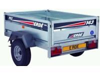 Erde/daxara style car trailer wanted