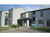 First floor, one-bedroom flat available on pleasant Hanover sheltered development in Buckie