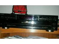 Sony 5 disc separate