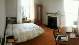 DOUBLE BEDROOM - Big, Bright and Beautiful - in the CENTRE of EDINBURGH for CHRISTMAS HOLIDAY.