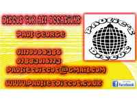 Paulie's Discos. Discos for all occasions.