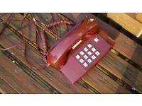 old type BT Statesman telephone
