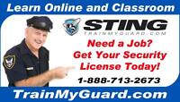 Become a Security Professional Today! ABST Certified for $149!