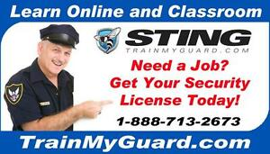 Become a Security Guard Today! ABST Certified for $149! Calgary Alberta image 1