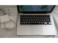 """Apple Macbook PRO 13"""" 2. 5Ghz i5 CPU, Upgraded 8GB 1600MHz DDR3 Ram, 250GB SSD with MS Office."""