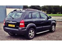2006 HYUNDAI TUCSON 4X4 CRTD CDX (16V) FOR SALE