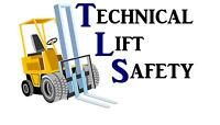 Ontario Lift Truck Operator Certification