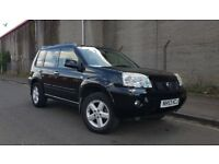 2004 / 53 Nissan X Trail 4x4 Sport 2.2 DCI Diesel 5 Door - MOT May 2019 - Ser...