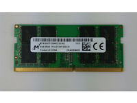Micron DDR4 8GB SODIMM 2133Mhz laptop memory