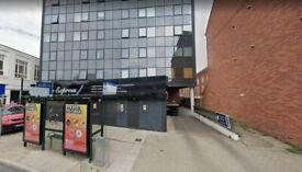 Secure Underground Carparking Space NR1 1NS City Centre