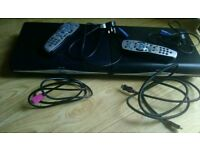 2x Sky +HD boxes with power cables