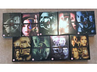 X-Files Seasons 1 to 9 (59-Disc Set) - Excellent Condition