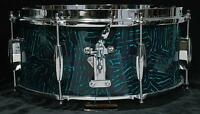 6.5 x 14 Snare - single ply maple shell