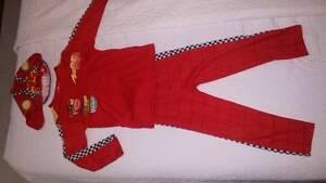 Cars - Race car driver costume - Sz 5 West Leederville Cambridge Area Preview