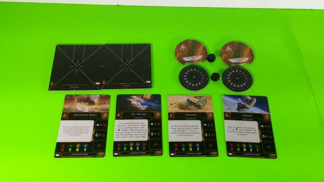 X-Wing Miniatures Game 2.0 2nd Edition Supplies - Single Conversion Kits 2.0 Punishing One (conversion kit)