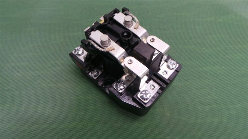 Tyco Electronics PRD-11DH0-24 Potter & Brumfield 24VDC 20A 125VDC Contactor New
