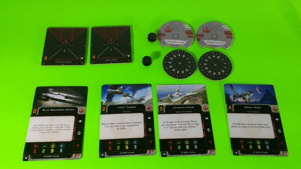 X-Wing Miniatures Game 2.0 2nd Edition Supplies - Single Conversion Kits 2.0 U-wing (conversion kit)