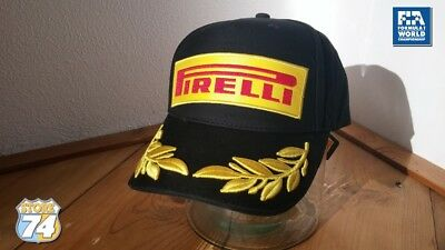 the latest a3c5e 9fa10 Original Pirelli F1 Grand Prix Podium Cap