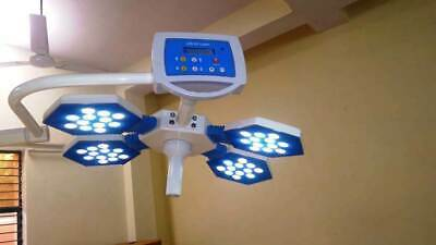 Examination Operation Theater Surgical Light Ceiling Mobile Wall Mounted Led 48