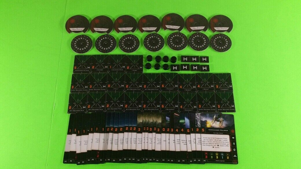 X-Wing Miniatures Game 2.0 2nd Edition Supplies - Single Conversion Kits 2.0 TIE/fo Fighter (conversion kit)