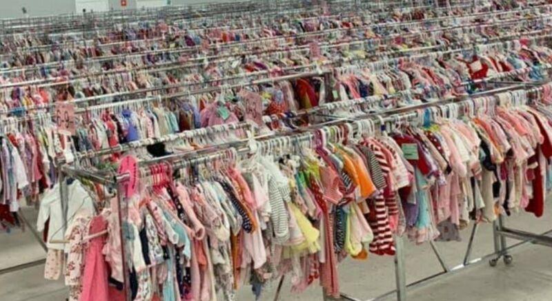 Wholesale 300 pieces kids Mixed Lot Boy/Girl; Newborn - 5T. Brand names