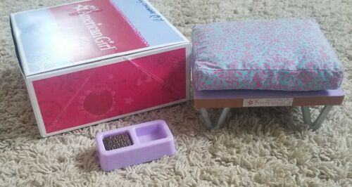 My American Girl Sleep Snack Pet Bed - $5.99
