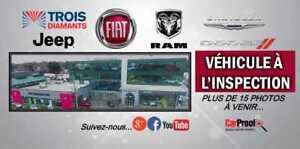 2016 RAM 1500 LARAMIE-DIESEL-BOITE 6.4-NAVI-UCONNECT-4X4
