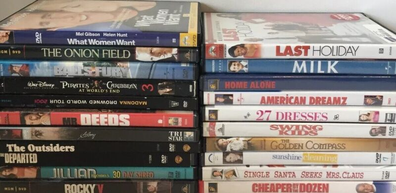 Lot of 21 Teen Young Adult Mixed Movie DVD Lot CHECK IT OUT
