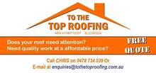 TO THE TOP ROOFING Tea Tree Gully Tea Tree Gully Area Preview