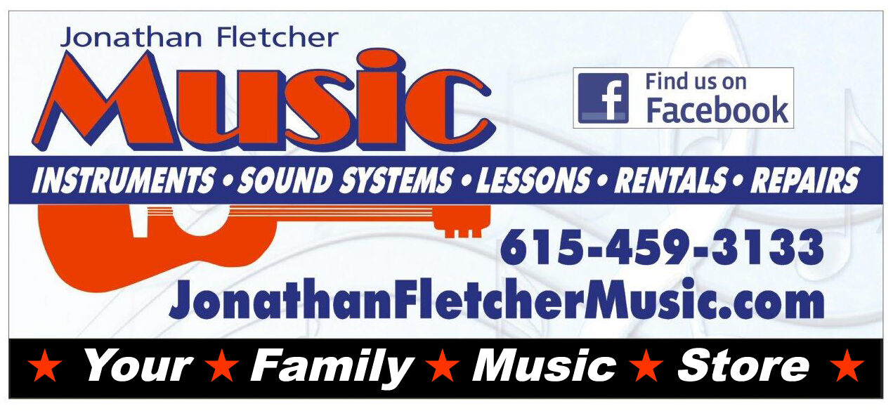 Jonathan Fletcher Music