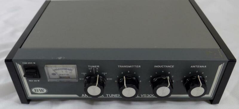 Barker & Williamson B&W VS300A Antenna Tuner