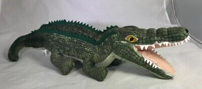 "Conservation Critters 21"" Alligator Plush Stuffed Animal"