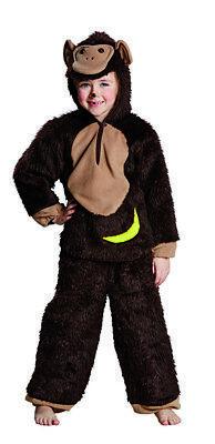 Schimpanse Affe Tierkostüm für - Affe Kostüme Für Kinder