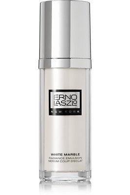 Radiance Emulsion (Erno Laszlo White Marble Radiance Emulsion Serum  1 oz / 30 mL New In Box)