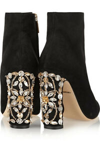 SUPERB Dolce and Gabbana ankle boots Mary Janes 100% Authentic