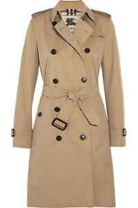 Lightly worn authentic Burberry trench coat