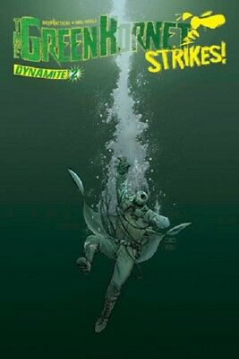 Green Hornet Strikes #2  Dynamite Comic Book
