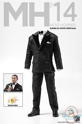 1:6 Scale Figure Fashion Mens Hommes Vol.14 ZC-186 Zc World