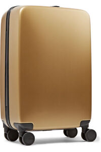 Raden A22 Smart 22-Inch Carry On Spinner Gold--->HALF PRICE!!
