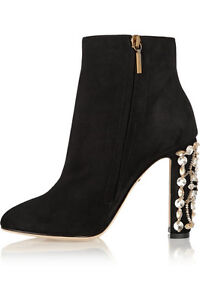 SUPERB Dolce and Gabbana ankle boots Mary Janes 100% Authentic Windsor Region Ontario image 2