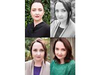 Actors Headshot Photography Hackney