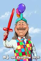 RJ the Balloon Dude -  EXCITING - COLORFUL  Entertainment