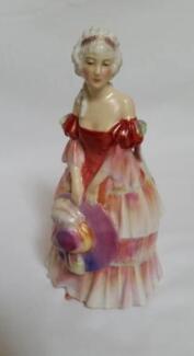 Royal Doulton Figurine Veronica Shepparton 3630 Shepparton City Preview