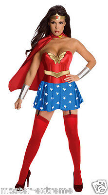New Sexy WONDER WOMAN Costume Halloween Adult Womens Cosplay  - Adult Wonder Woman Halloween Costume
