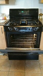 Gas Stove  - 450$  must arrange pickup