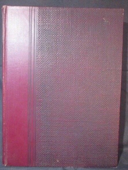 The Web 1935 University of Richmond Yearbook Original Virginia Annual